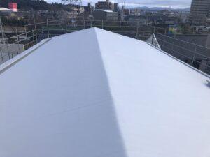 屋根シート防水工事